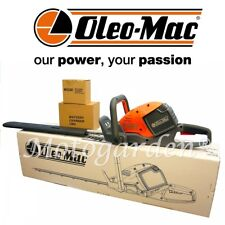 Tagliasiepi a batteria Oleo Mac HCI45 in kit con caricabatteria e batteria 2.5AH
