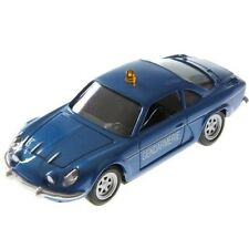 Voiture miniature 1/43 Renault alpine gendarmerie / Métal * NEUF * mondo motors