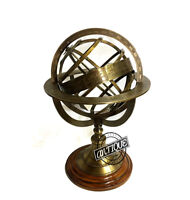 Christmas Astronomical Clock 15th Century Home/Office Table Armillary Sphere