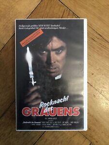 VHS - ROCKNACHT DES GRAUENS - VMP