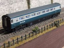 2P-005-060DCC NEW DAPOL N GAUGE MK3 TGS COACH BLUE GREY EAST HST WITH DCC LIGHTS