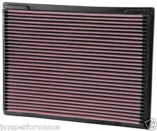Kn air filter (33-2703) Filtración de reemplazo de alto caudal