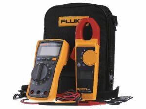 Conjunto dispositivos de medición FLUKE-117 y 323