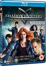 Shadowhunters Complete Season 1 - UK Blu Ray NEW & SEALED (First series)