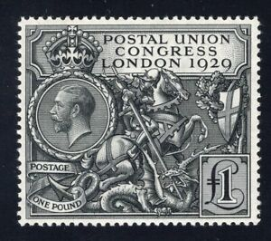 1929 Great Britain. SC#209. SG#438. Mint, Never Hinged, VF.