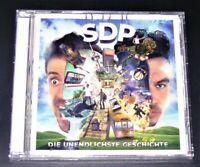 SDP DIE UNENDLICHSTE GESCHICHTE CD SCHNELLER VERSAND NEU & OVP