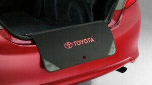 Genuine Toyota Rear Scuff Guard