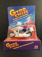 Rare Mattel Gyro Cycles power bikes Motorcycle Nib
