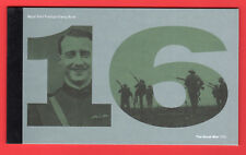 2016 THE GREAT WAR - PRESTIGE STAMP BOOK - PSB DY18