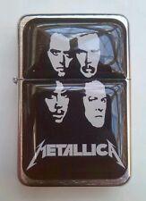 """Metallica"" - Accendino Tristar - Tristar Lighter - Encendedor Tristar"