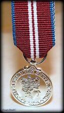 Canada Canadian Queen Elizabeth II Diamond Jubilee Miniature Medal 1952- 2012