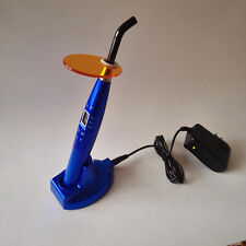 1 Set Dental Blue LED Curing Light Lamp Light Intensity Plastic Handle Italy