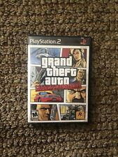 Grand Theft Auto: Liberty City Stories(Sony PlayStation 2, 2006) Ps2 Tested