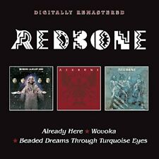 Redbone - Already Here / Wovoka / Beaded Dreams Through [New CD] UK - Import