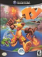 Ty the Tasmanian Tiger -- Nintendo Gamecube -- C+ CONDITION