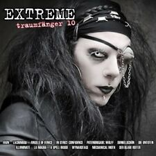 EXTREME TRAUMFÄNGER VOLUME10 CD FAUN LACRIMOSA ANGELS OF VENICE DUNKELSCHÖN NEU