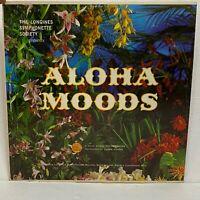 Alohaliers and the Trade Wind Minstrels - Aloha Moods: Vinyl LP Album (Hawaiian)