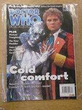 DOCTOR WHO #307 2001 AUG 22 BRITISH WEEKLY MONTHLY MAGAZINE DR WHO DALEK BAKER