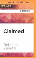 Dark Protectors: Claimed by Rebecca Zanetti (2016, MP3 CD, Unabridged)
