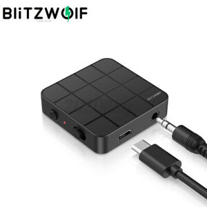 BlitzWolf BW-BL2 bluetooth 5.0 Transmitter Empfänger Sender Wireless Adapter