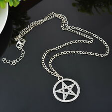 1PC Amulet Pentacle Protective Talisman Necklace Pendant Charms