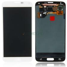 LCD Screen Digitizer for Samsung Galaxy S5 i9600 G900A G900H Flex Replacement