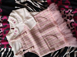 Baby Girls Bundle 12-18 Months Dresses Leggings Tops