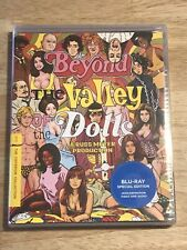 Beyond The Valley Of The Dolls, Criterion Collection Blu Ray