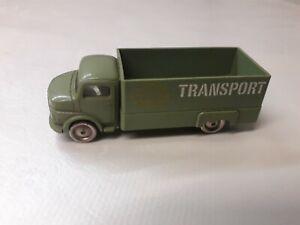 Lego vintage System Modellauto Mercedes Transport, oliv grün, 50er/60er, 1:87