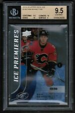 2015 16 UD Upper Deck Ice #194 Sam Bennett rookie rc /99 BGS 9.5 Gem Mint 2 x 10