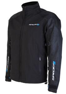 Spada Razor Motorcycle Jacket Soft Shell - Black SIZE SMALL & 1 LARGE LEFT