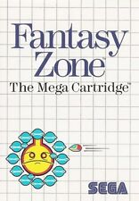 Fantasy Zone - SEGA Master System (Boxed & Fair Condition)