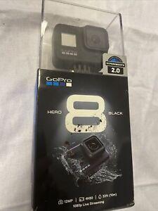 GOPRO HERO 8 BLACK 4K WATERPROOF ACTION CAMERA | BLACK