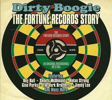 DIRTY BOOGIE - THE FORTUNE RECORDS STORY - 3 CD BOX SET