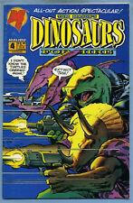 Dinosaurs For Hire #4 1993 Tom Mason Mitch Byrd Kiki Chansamone Malibu Comics
