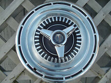 1965 PLYMOUTH FURY SAVOR GTX RD RUNNER BELVEDERE SATELLITE HUBCAP  WHEEL COVER