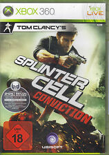 Tom Clancy's Splinter Cell - Conviction (Xbox 360)