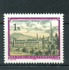 Churches & abbeys-Churches & monasteries Austria 1989 common stamp