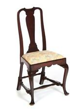 Two American Queen Anne Side Chairs. Lot 338