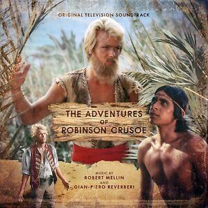 Adventures Of Robinson Crusoe TV Soundtrack - Robert Mellin/Gian-Piero Reverberi