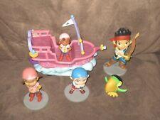 Disney Jake Neverland Pirate (Cake Topper) Figures
