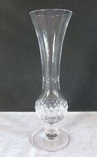 vase cristal Sèvres France