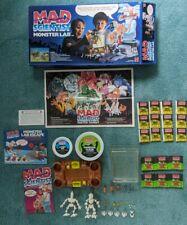 COMPLETE Mad Scientist Monster Lab Set Vintage 1986 Mattel Original Box Kit Rare