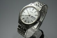 Vintage 1972 JAPAN SEIKO LORD MATIC WEEKDATER 5606-7191 25Jewels Automatic.
