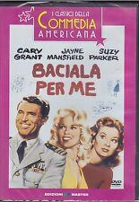Dvd **BACIALA PER ME** con Cary Grant nuovo 1957