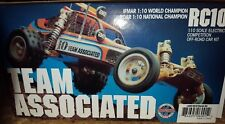 Team Associated RC10 NIB Gold Pan Re-release #6001 Classic Kit 1:10