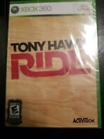 TONY HAWK: RIDE - XBOX 360 - Disc Only - Tested - Fast Free Shipping!