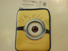 7 Inch Tablet Case Despicable Me Minions Brand New fits tablets e-reader and pc