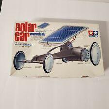 Tamiya Educational Solar Car Assembly Kit # 76001 New Open Box
