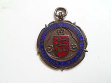 Vintage Rare Enamel Medal~Medallion ~ Northern Counties Road Walking Association